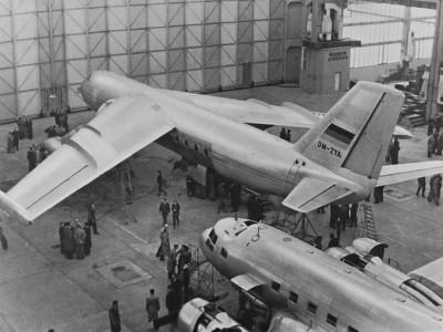 Turbinen-Verkehrsflugzeug 152