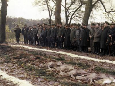 Jagdbilder aus der DDR