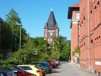 Schallplattenkirche