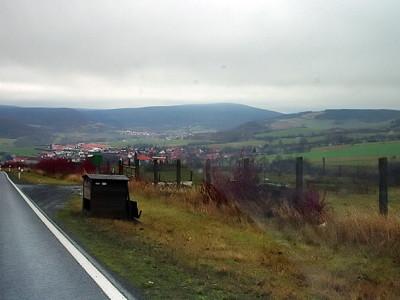 Byn vid gränsen