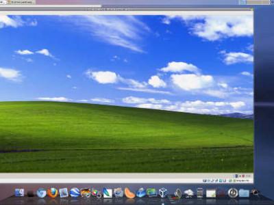 Ein schnelles Linux mit Windowsanschluss