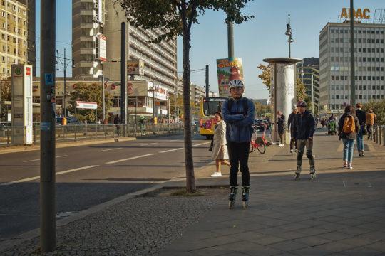 Asiaten in berlin